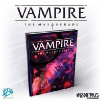 Vampire: The Masquerade 5th Edition Core Rulebook EN