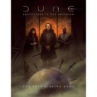 Dune Adventures in the Imperium Core Rule Book EN