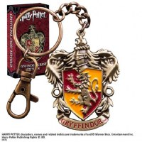Harry Potter Gryffindor Crest Keychain The Noble Collectio