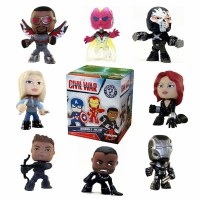 Funko Mystery Minis Civil War