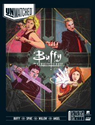 Unmatched Buffy the Vampire Slayer EN