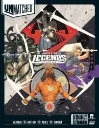 Unmatched - Battle of Legends Vol 1