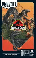 Unmatched Jurassic Park InGen VS Raptors EN