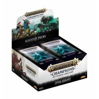 Warhammer Champions TCG Display EN - Onslaught