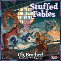 Stuffed Fables Oh Brother Expansion EN