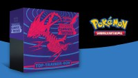Pokemon Schwert & Schild Flammende Finsternis Top Trainer Bo
