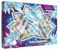 Pokemon Alola-Sandamer GX Kollektion Deutsch