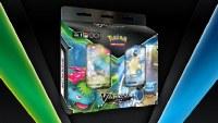 Pokemon V Kampf Deck Bisaflor vs Turtok Bundle