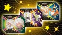 Pokemon Shining Fates Tin Box English