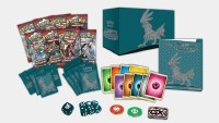 Pokemon Sun & Moon Crimson Invasion Elite Trainer Box EN