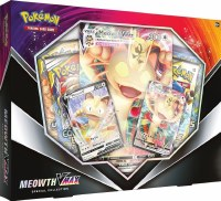 Pokemon Meowth VMAX Special Collection English