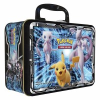 Pokemon Armored Collector Chest English