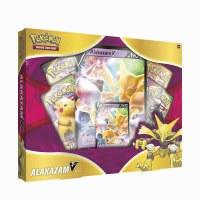 Pokemon Alakazam V Box English