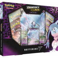 Pokemon Champions Path Hatterene V Collection English