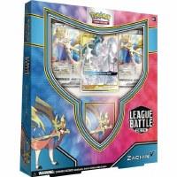Pokemon League Battle Deck Zacian V Eng