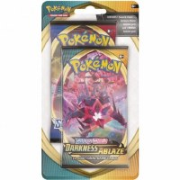 Pokemon Sword & Shield Darkness Ablaze 2-Pack Blister EN