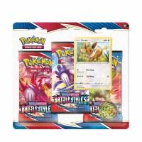 Pokemon Sword & Shield Battlestyles 3-Pack Blister Pack EN