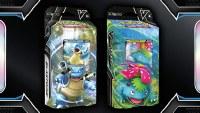 Pokemon V Battle Deck Venusaur and Blastoise English