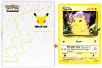 Pokemon Oversized Card Collectors Binder