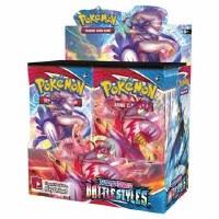 Pokemon Sword & Shield Battle Styles Booster Display EN