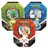 Pokemon Spring 2020 Tin Box Bundle English (3 Tins)