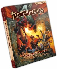 Pathfinder RPG Second Edition Core Rulebook Hardcover EN