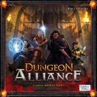Dungeon Alliance - Deck Building Game