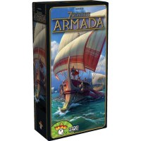 7 Wonders Armada Expansion EN