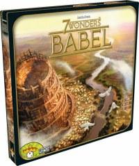 7 Wonders Babel Expansion EN