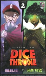 Dice Throne Season Two Tacticion vs Huntress English