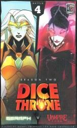 Dice Throne Season Two Seraph VS Vampire Lord English