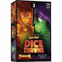 Dice Throne Season One ReRolled Pyromancer vs Shadow Thief