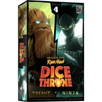 Dice Throne Season One ReRolled Treant vs Ninja