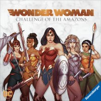 Wonder Woman Challenge of the Amazons English