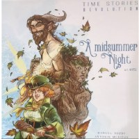 Time Stories Revolution - A Midsummer Night English