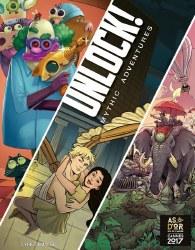Unlock! 8 Mythic Adventures English