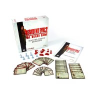 Resident Evil 2 Board Game Survival Horror Expansion English