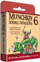 Munchkin 6 Double Dungeons Expansion