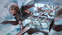 Final Fantasy Opus XIII Crystal Radiance Booster Display EN