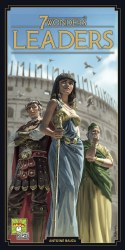7 Wonders 2nd Ed. Leaders Expansion English