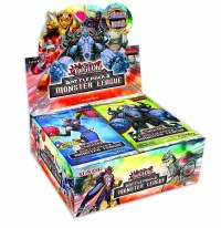 Yu-Gi-Oh Battle Pack 3 Monster League Display DE
