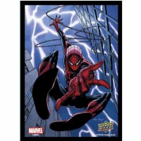 Marvel Card Sleeves Spider Man (65) Standard Size