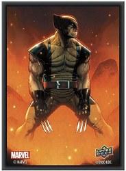 Marvel Card Sleeves Wolverine (65) Standard Size