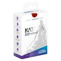 UltGuard Katana Sleeves Standardgrösse Rot (100)