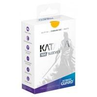 UltGuard Katana Sleeves Standardgrösse Gelb (100)