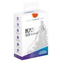 UltGuard Katana Sleeves Standardgrösse Orange (100)