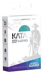 UltGuard Katana Sleeves Japanese Size Turquoise (60)
