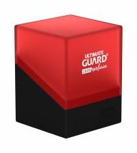 UltGuard 2020 Exclusive Boulder Deck Case 100+ Black/Red