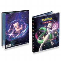 Ultra Pro 4-Pocket Portfolio Pokemon Hidden Fates