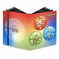 Ultra Pro 9 Pocket Pro Binder Pokemon Galar Starters